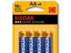 Baterije KODAK AA 4kom blister