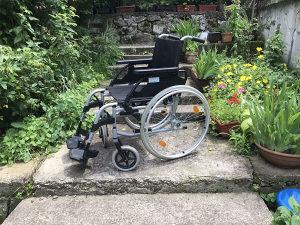 Invalidska kolica Brezzy Njemacka