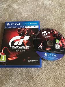 PlayStation 4 / PS4 / Gran Turismo SPORT