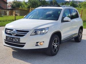 VW TIGUAN 2.0 TDI 4X4 PANORAMA NAVI XENON 125 KW 2011 G