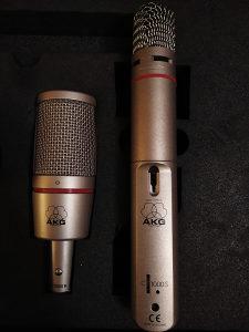 AKG mikrofoni Set C 1000 S i C 2000 B