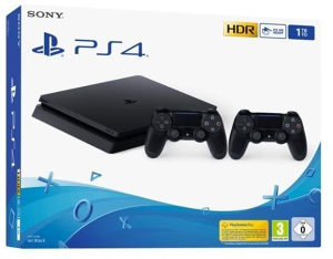 SONY PLAYSTATION 4 1TB + DUALSHOCK (PS4)