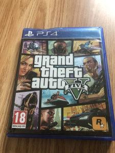 PlayStation 4 / Play Station/ PS4 / GTA 5