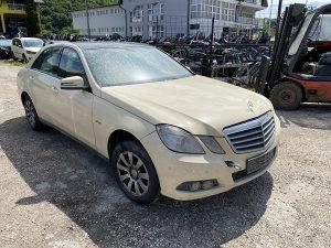 Mercedes E klasa DIJELOVI