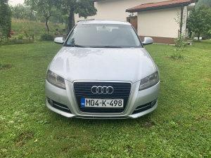 Audi A3 2.0TDI Automatik TEK REG