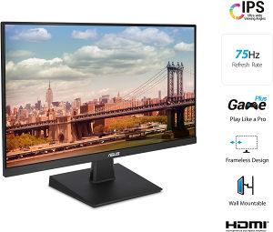Asus VA27EHE IPS Frameless 75Hz VGA HDMI Adaptive-Sync