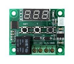 W 1209 LED Digitalni termostat