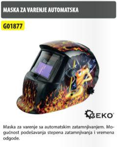 MASKA ZA VARENJE AUTOMATSKA G01877