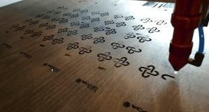 Lasersko rezanje i graviranje woodbox-bh