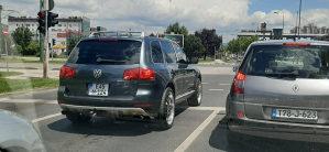 Volkswagen Touareg 3.2 benzin plin Dzip terenac 4x4