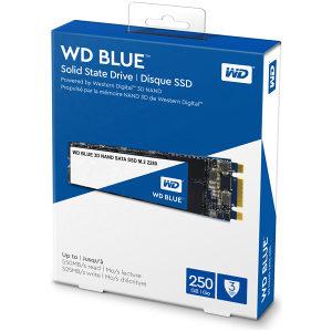 SSD 250GB WD Blue 3D NAND SATA SSD M.2 /POSEBNA AKCIJA