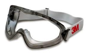 Zaštitne naočale 3M art.2890 SA, silikonski ram