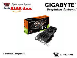 Gigabyte GeForce RTX 2070 8GB Windforce, Grafička k