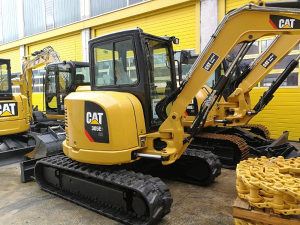 Bager Cat 305E2 CR