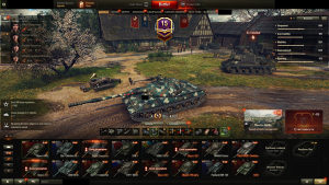 World of Tanks Akaunt CHIEFTAIN 907 260 279 M60