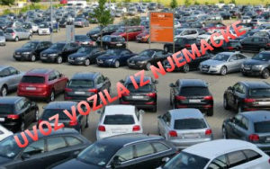 Uvoz vozila iz Njemacke