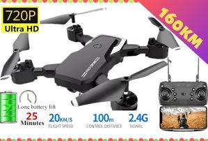 Dron sa kamerom HD 720p 20min let