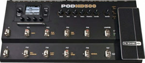 Line 6 HD500 PR0 procesor za Gitaru