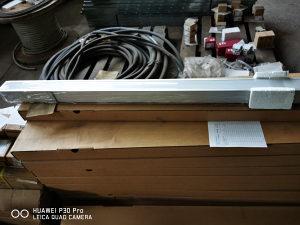 Svjetiljka ugradna kvadratna 1x28/54 wGTI Schrack