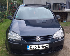 Volkswagen Golf 5 2007 g