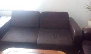 Dvosjed i fotelja