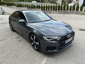 Audi A6 50 TDI 3 x S-line Black paket MOD 2020