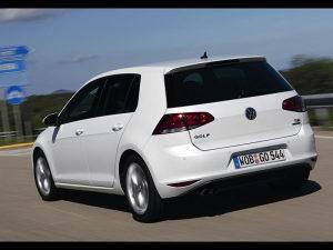 Volkswagen Golf 7 VII sicevi sjedista zadnja