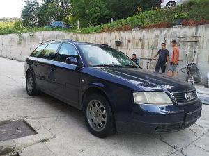 Audi A6 BENZ/PLIN-ATEST BH PAPIRI MOZE ZAMJENA