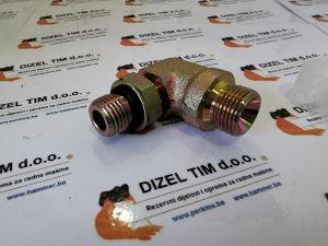 JCB dijelovi adapter hidraulike 816/90548