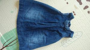 Odjeća za djevojčicu, 74 do 86