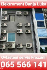 AKCIJA-Klima Frozzini 12 sa ugradnjom-NOVI MODEL 2021