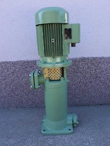 Pumpa za vodu petostepena 1.5 kW, hidropak, hidrofor