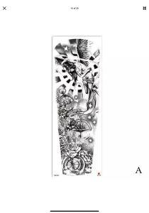 Tetovaze tattoo tatu #V4