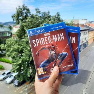 Spiderman PS4 Playstation 4 NOVO NOVO