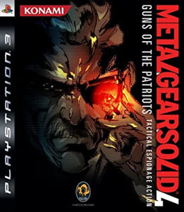 Metal Gear Solid Guns of The Patriots PS3