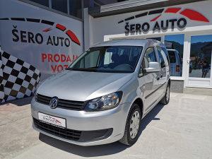 VW caddy 1.6 TDI 2013 GODIŠTE 320 KM RATA MJESEČNO