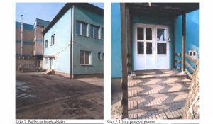 Poslovni prostor - Upravna zgrada