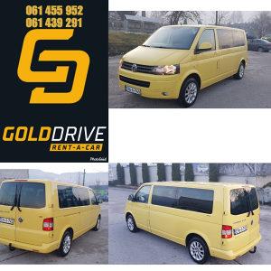 RENT A CAR RENTA CAR SARAJEVO GOLDDRIVE 061 455 952