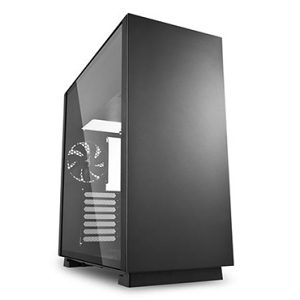 Kućište SHARKOON gaming, PURE STEEL black ATX ^^