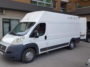 KOMBI PREVOZ 061/911-511 20-30KM transport odvoz