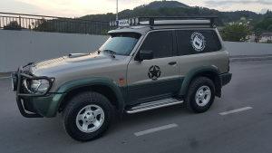 Nissan Patrol  2.8 TDI.GR.Y61