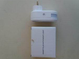 Pametna wifi uticnica sa nocnim osvjetljenjem