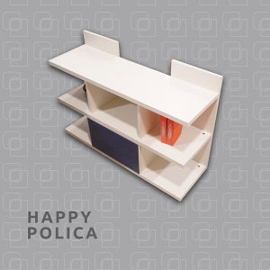 Happy polica