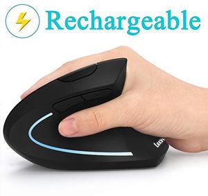 Bežični vertikalni ergonomski miš za kompjuter laptop
