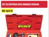 Alat za zupčenje Opel/Nissan/Renault WE-66518