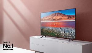 "Samsung 4K 55"" TU7092 Crystal UHD EU TV UE55TU7092KXXH"