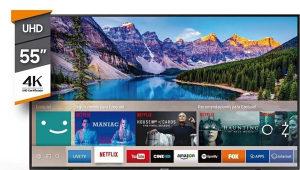 "Samsung 4K 55"" TU7022 Crystal UHD EU TV UE55TU7022KXXH"