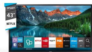"Samsung 4K 43"" TU7022 Crystal UHD EU TV UE43TU7022KXXH"