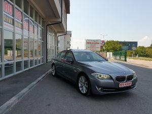BMW F10 520d 135kW fulll **xenon,navi,koža,šiber**