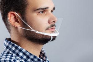 Zastitna maska vizir viziri maske za lice plasticne